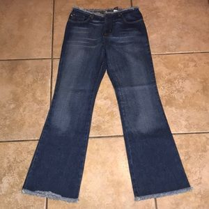 Express Flare Jeans New Size 7/8